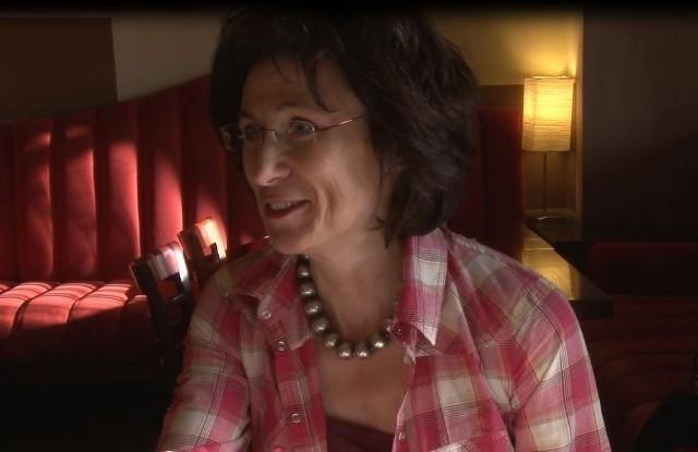Zofia Dzik, prezes Fundacji Humanites – Sztuka Wychowania
