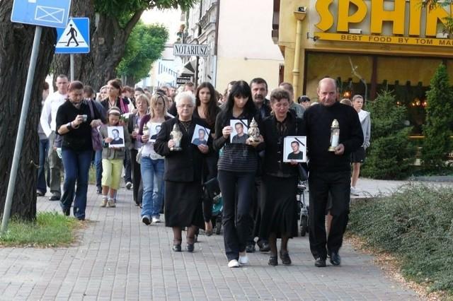 Za bestialską śmierć  27-letniego Krzyśka Barańczyka nikt jeszcze nie odpowiedział