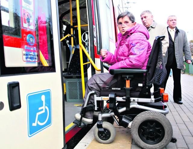 Osoby niepełnosprawne muszą się czuć bezpiecznie na drogach