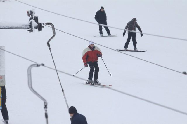 Miłośnicy jazdy na nartach będą mieli do dyspozycji kolejny stok narciarski w Łódzkiem?