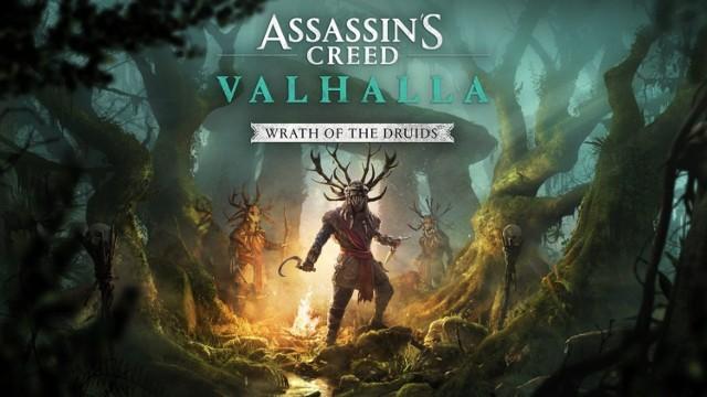 Gniew Druidów już jest! To pierwszy duży dodatek do Assassin's Creed Valhalla