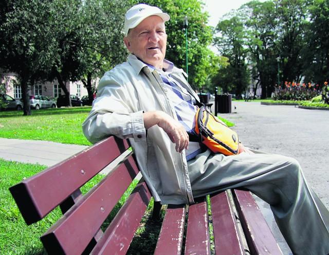 Seniorzy z Lublina czekają na dodatkowe ławeczki