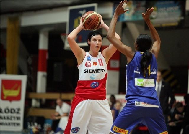 Olga Urbanowicz zdobyła 15 punktów