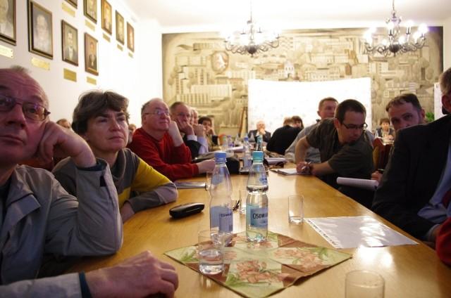Debata o górkach czechowskich