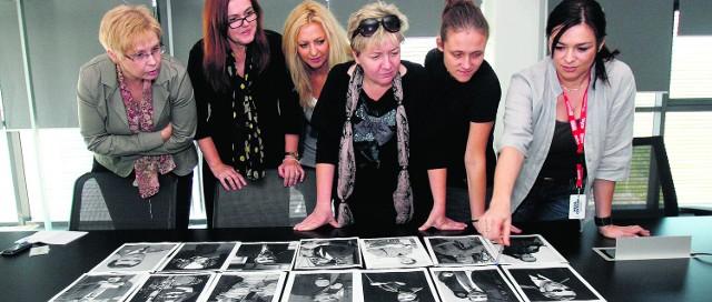 Nasze jury - (od lewej) Aldona Minorczyk-Cichy, Maria Zawała, Ola Szatan, Agata Pustułka, Karina Trojok i Anna Dziedzic - miało twardy orzech do zgryzienia