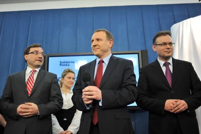 Solidarna Polska zyskuje poparcie kosztem PiS