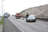 Jastrzębie-Zdrój: Śmiertelny wypadek na wiadukcie przy Pszczyńskiej [ZDJĘCIA]