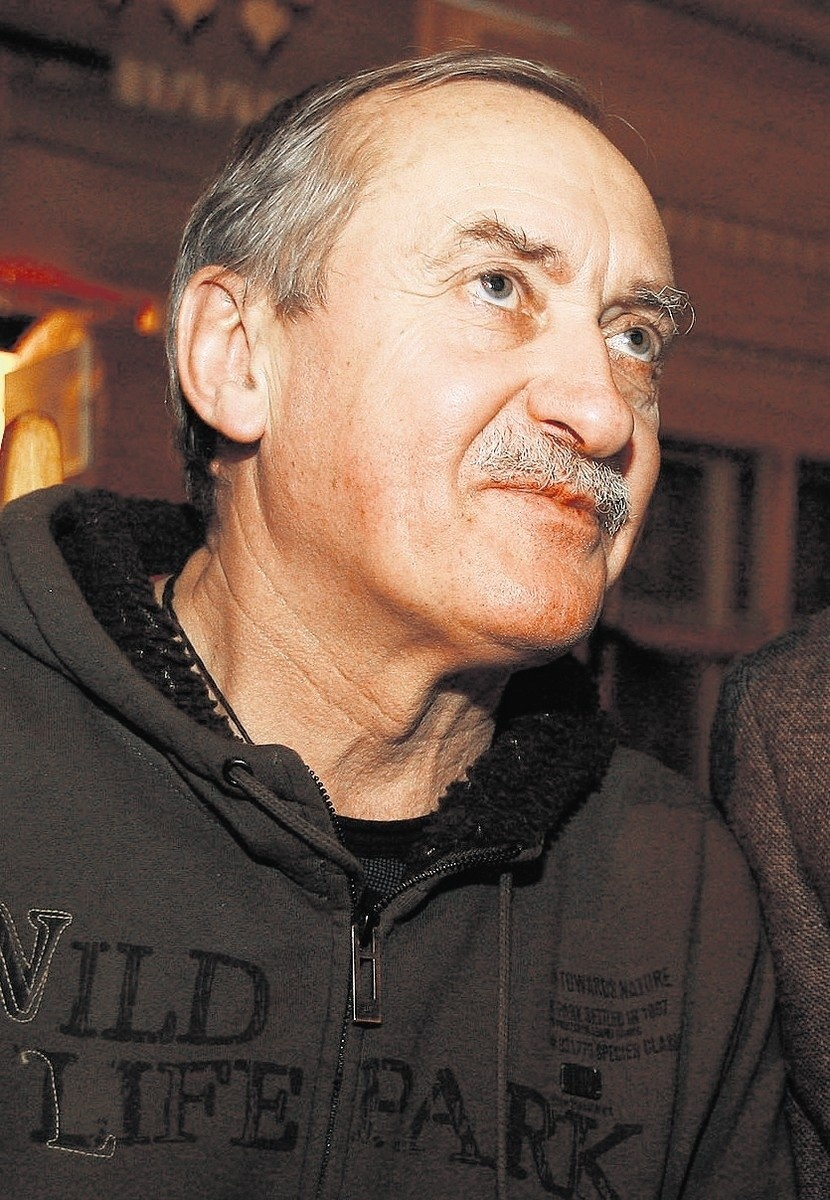 Krzysztof Wielicki dziś...