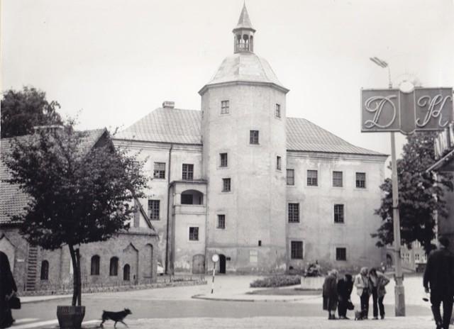 To już 55 lat od działalności Muzeum Pomorza Środkowego w Zamku Książąt Pomorskich. Zobacz, jak zamek zmieniał się na przestrzeni lat.