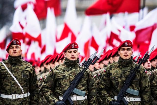 Nowe proponowane stawki uposażenia zasadniczego w wojsku  Zobacz też: Tak mówią w wojsku. Krótki test