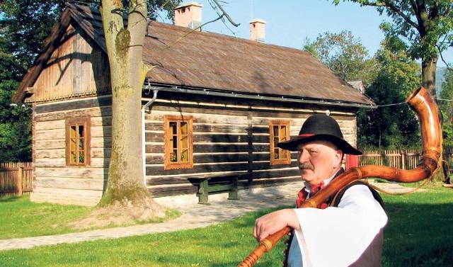 Ta chata góralska to nasza perełka - mówi Andrzej Maciejowski, szef GOK w Milówce