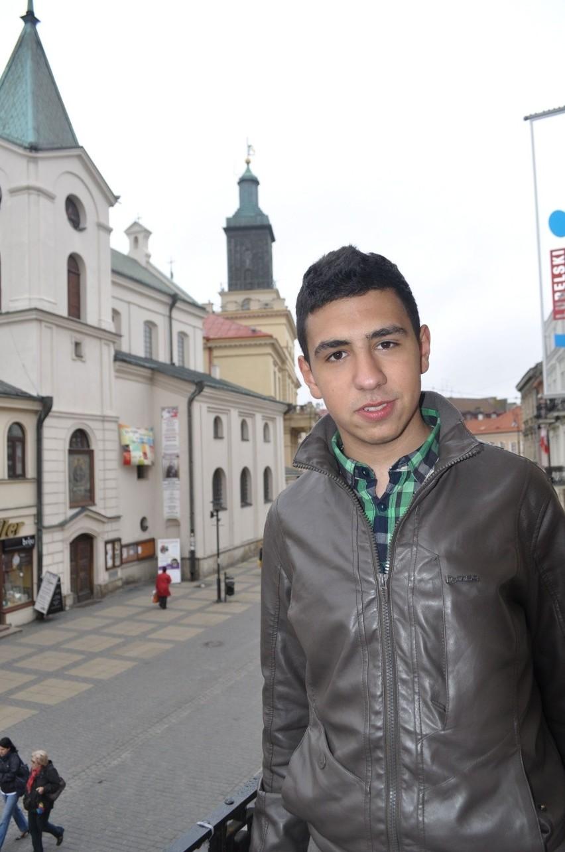 Kamil Hussein