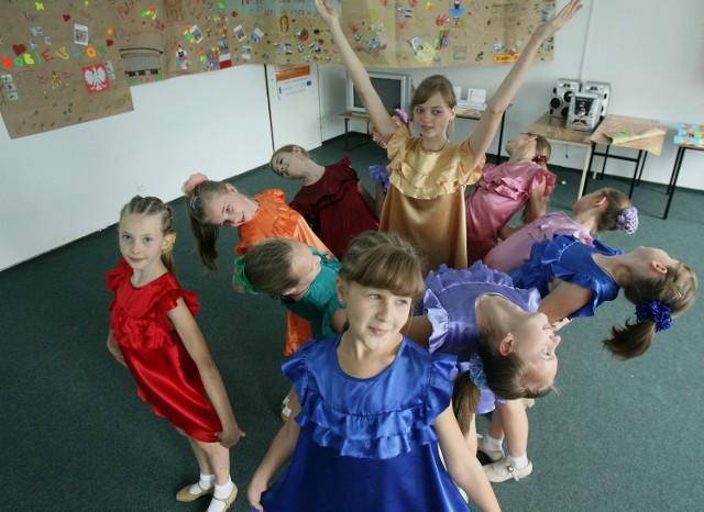 50 dzieci z Ukrainy i Białorusi spędza wakacje pod Zgierzem