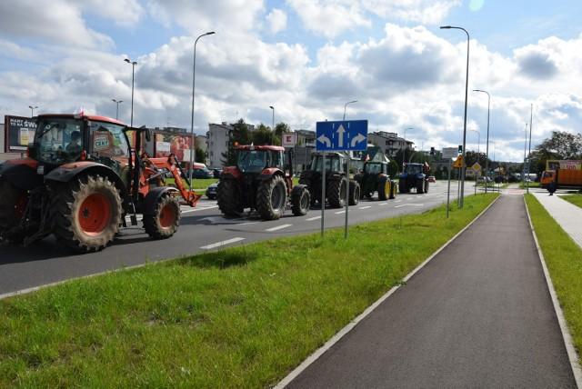 Rolnicy zablokują centrum Wielunia? Protest zaplanowany na godz. 12