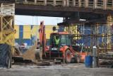 Ukrainiec okradł rodaków, budujących obwodnicę S14