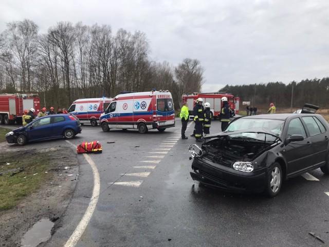 W ostatnich dniach na drogach powiatu krośnieńskiego dochodziło do niebezpiecznych wypadków.