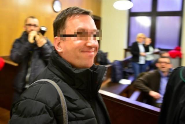 Paweł K. został skazany na 7 lat więzienia za molestowanie