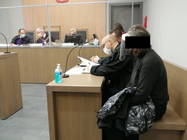 Grażyna F. w czerwcu 2019 roku porzuciła ciało Wasyla Czornej w lesie pod Wągrowcem. W piątek sąd wydał prawomocny wyrok