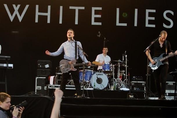 Koncert White Lies na CLMF