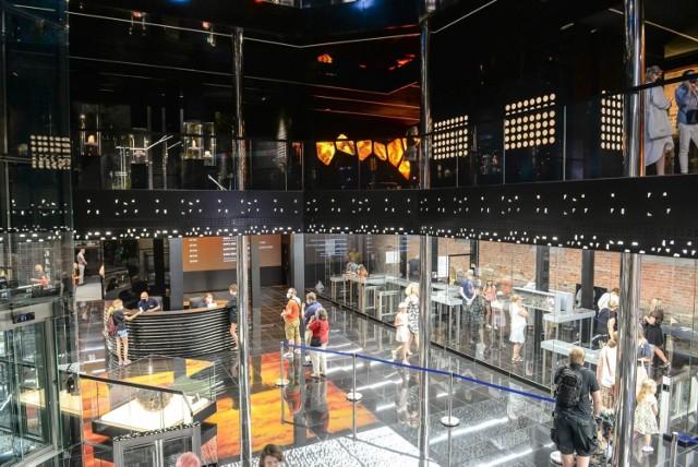Muzeum Bursztynu otwarto 24 lipca 2021 r.