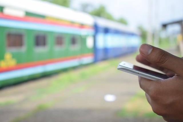 serwis randkowy pociągu