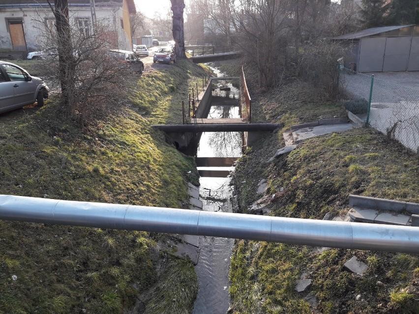 Bochnia: Czy miastu grozi katastrofa budowlana spowodowana złym stanem tuneli Babicy? [ZDJĘCIA]