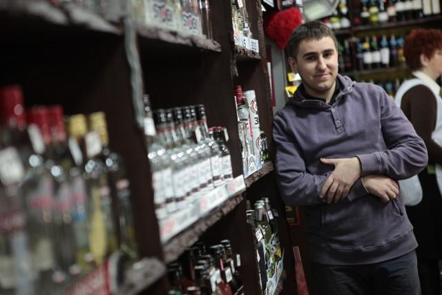Marcin Przytulski spodziewa się walki na ceny alkoholi