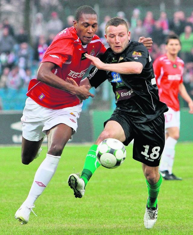 Marcelo pogra teraz nie z Lechią Gdańsk, ale z Feyenoordem, Ajaxem, Twente czy z Alkmaar