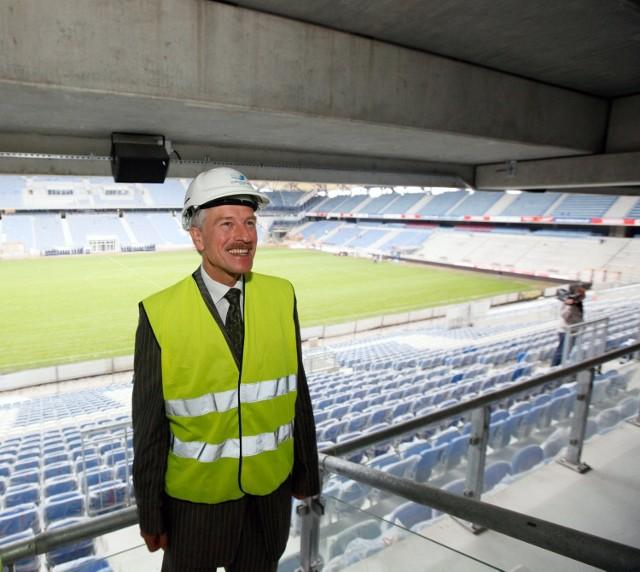 Przebudowa stadionu pochłonęła ponad 730 mln zł