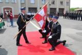 Wojewódzkie obchody Dnia Strażaka i nadanie sztandaru KP PSP w Będzinie [ZDJĘCIA]