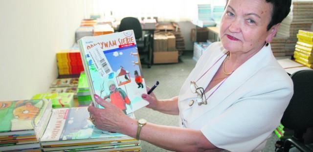 Punkt sprzedaży nowych i używanych podręczników działa także w Szkole Podstawowej nr 18 w Nowym Sączu