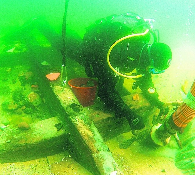 Archeolodzy z CMM opracowali dokumentację  5 wraków