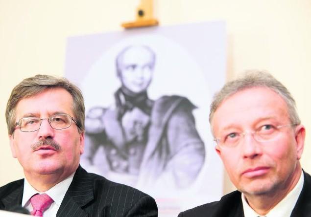 Ryszard Ścigała w jesiennych wyborach wystartuje z namaszczeniem Platformy. Czy w Tarnowie odniesie zwycięstwo tak jak Komorowski?