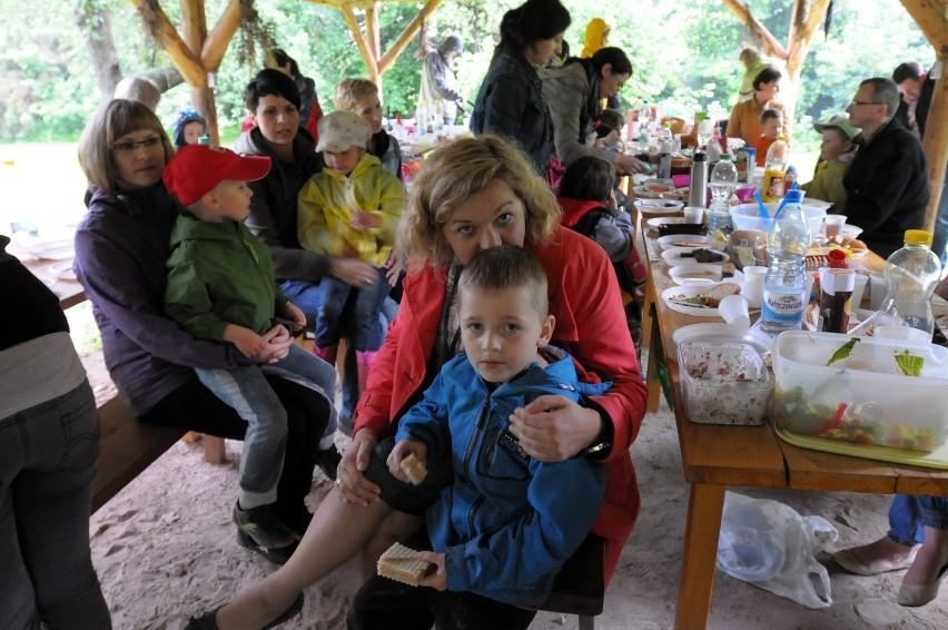 Przedszkole nr 78 urządziło piknik rodzinny w stadninie (ZDJĘCIA)