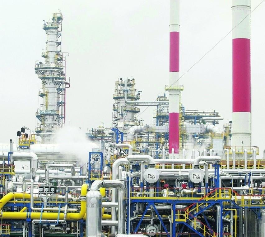 Moce przerobowe gdańskiej rafinerii wzrosną o 40 proc.