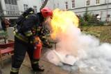 Poznań: Ogień, dym i ewakuacja w MPGM  [ZDJĘCIA]