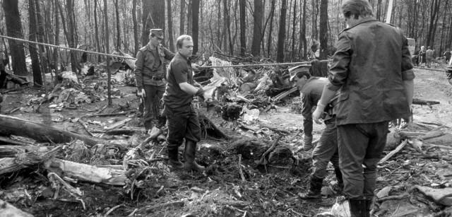 """Do akcji ratunkowej skierowano """"maksymalną liczbę karetek i sił milicyjnych"""". Ponadto 44 sekcje gaśnicze i 195 strażaków"""
