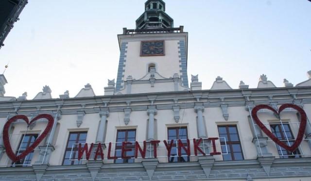 Literacko-plastyczny organizowany jest od lat z okazji Chełmińskich Walentynek.