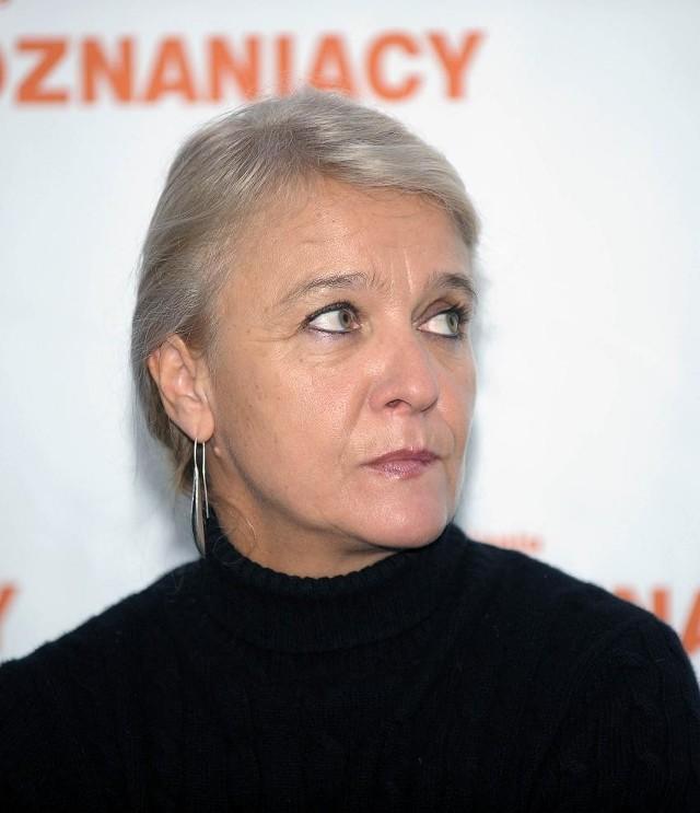 Ewa Wójciak.