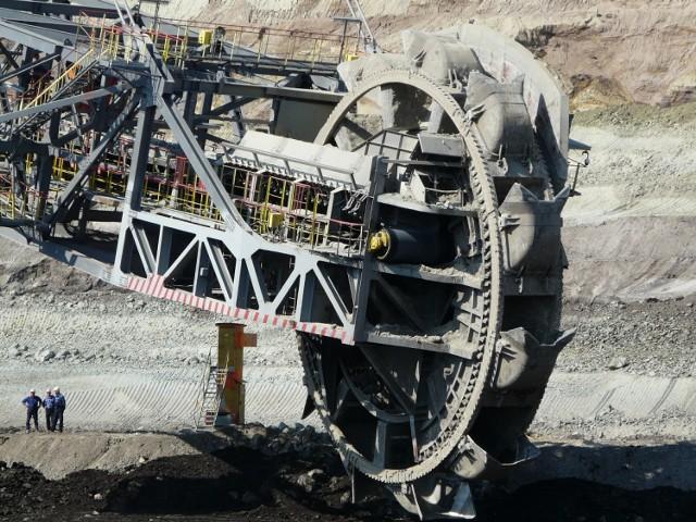 Wstrząsy pod Bełchatowem to efekt działalności kopalni wydobywającej węgiel