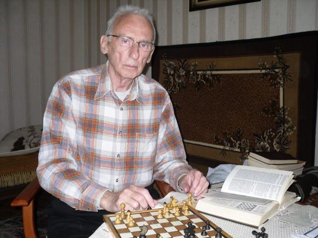 Zbigniew Doda był jednym z najlepszych polskich szachistów w latach 60. ubiegłego wieku.