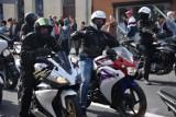 Wągrowiec. Motocykliści zakończyli tegoroczny sezon. Ogromna parada motocykli w Wągrowcu na zakończenie sezonu