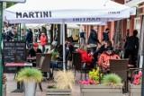 Pierwszy weekend z otwartymi restauracjami w Sopocie. Zobacz zdjęcia
