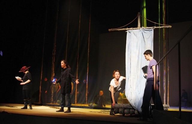 """Zdjęcie z próby opery """"Demetrio"""""""