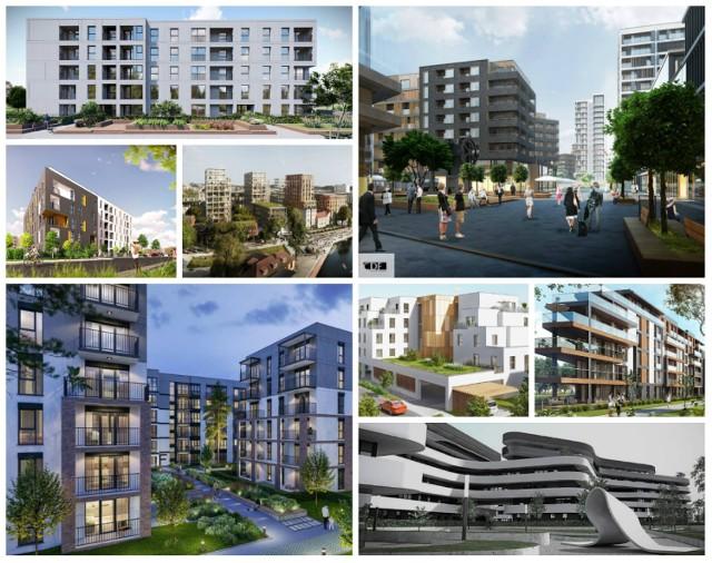 Deweloperzy budują u nas na potęgę. W naszym województwie średnio oddają do użytku 600 mieszkań miesięcznie.    W Bydgoszczy trwa budowa kilkudziesięciu budynków wielorodzinnych. Niektóre z nich powstaną już w tym roku, na inne będziemy musieli poczekać kilka lat. Zobaczcie większość z nich.