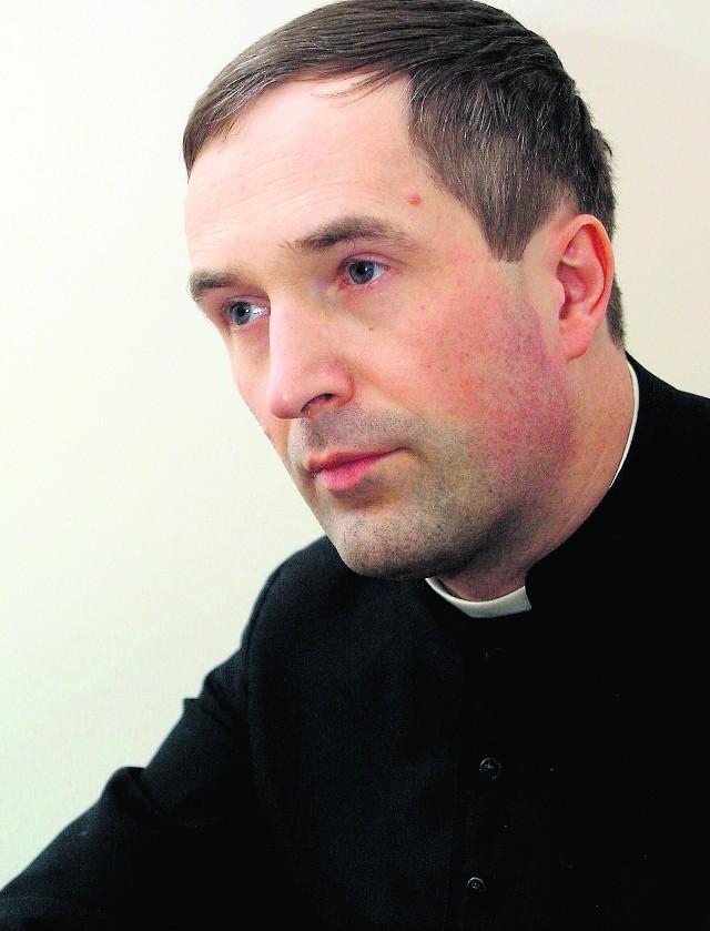 Ksiądz Węcławski jest proboszczem od 15 lat