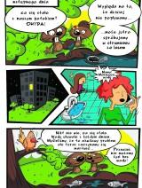 Komiks promuje nową dąbrowską kanalizację