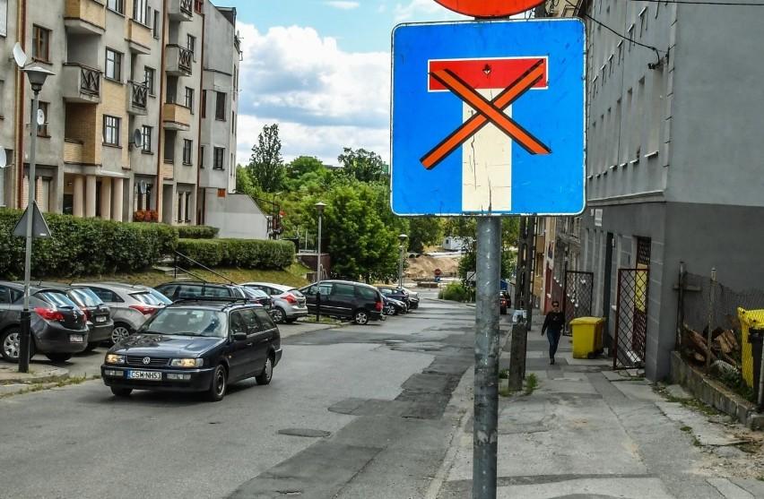 Utrudnienia W Ruchu W Centrum Bydgoszczy Ulica Sieroca Bez
