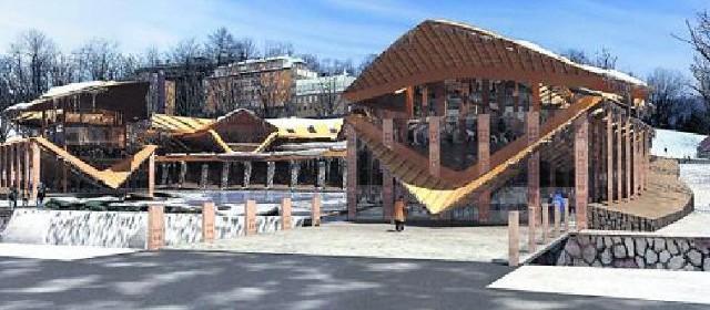 Tak miała wyglądać nowoczesna sala wielofunkcyjna pod Gubałówką