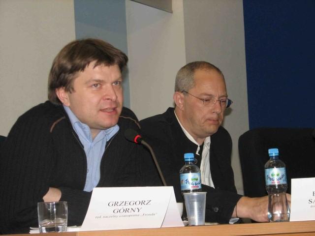 Red. Grzegorz Górny mówił o jednostronności mediów